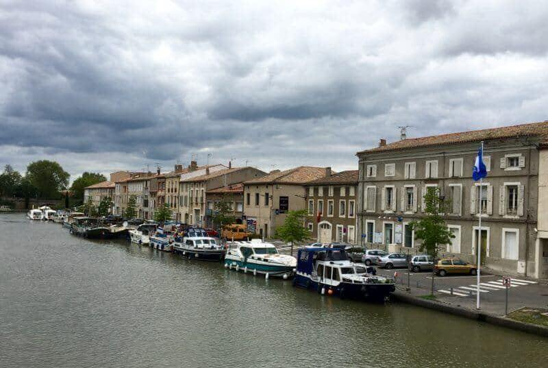 Port v Castelnadary